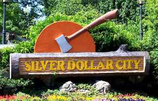 silver dollar sign